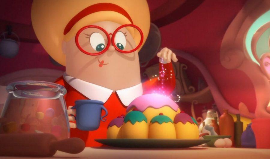 THE MAGIC CAKE OF AUNTIE BANTIE (2014)