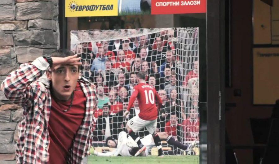 EUROFOOTBALL Bets On Live TVC