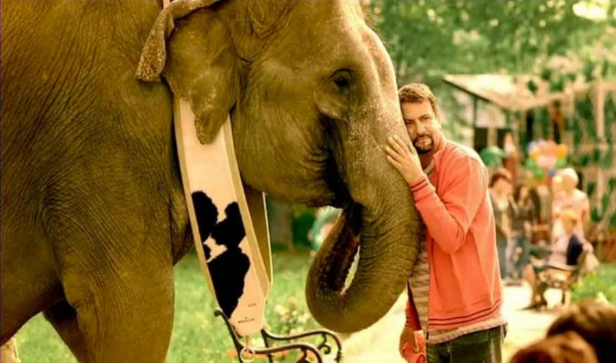 HVB BANK Elephant TVC