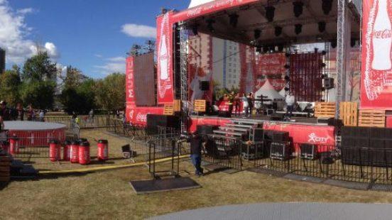 COCA COLA Happy Energy Tour 2013 001