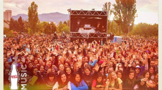 COCA COLA Happy Energy Tour 2013 008