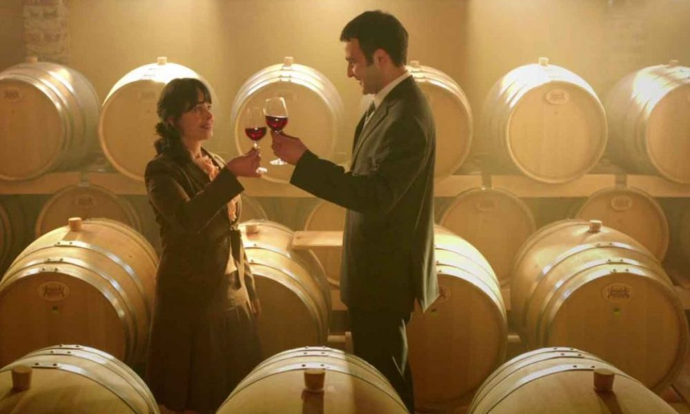 DSK Winery TVC