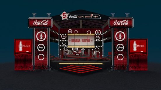 COCA COLA Happy Energy Tour 2014 001