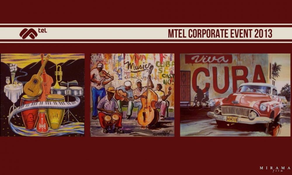 MTEL / Cuba Corporate Party