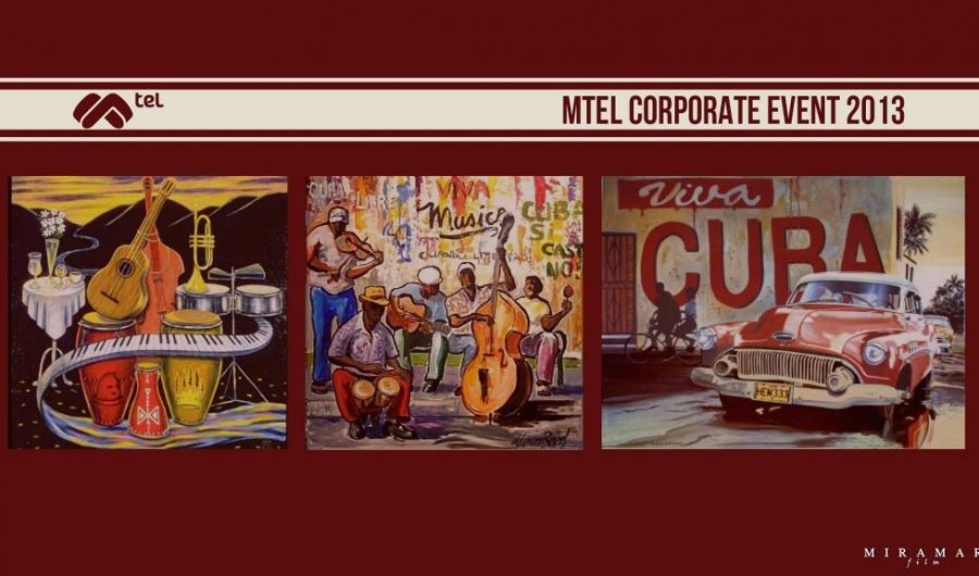 MTEL / Cuba Corporate Party