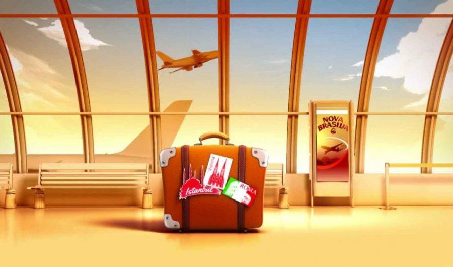 NOVA BRAZILIA Travel TVC