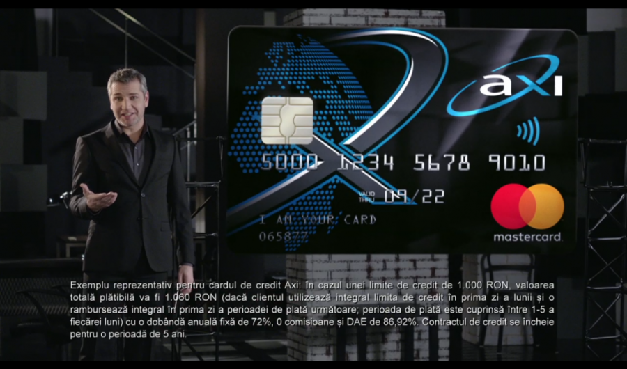 MFG / AXI Card
